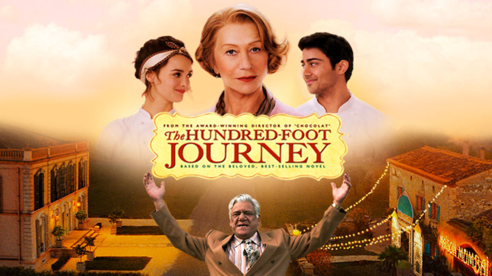 Watch The Movie The HundredFoot Journey